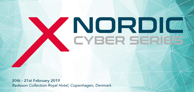 Don't miss our keynote at Nordic Cyber Series today at 13.30! Join us to...