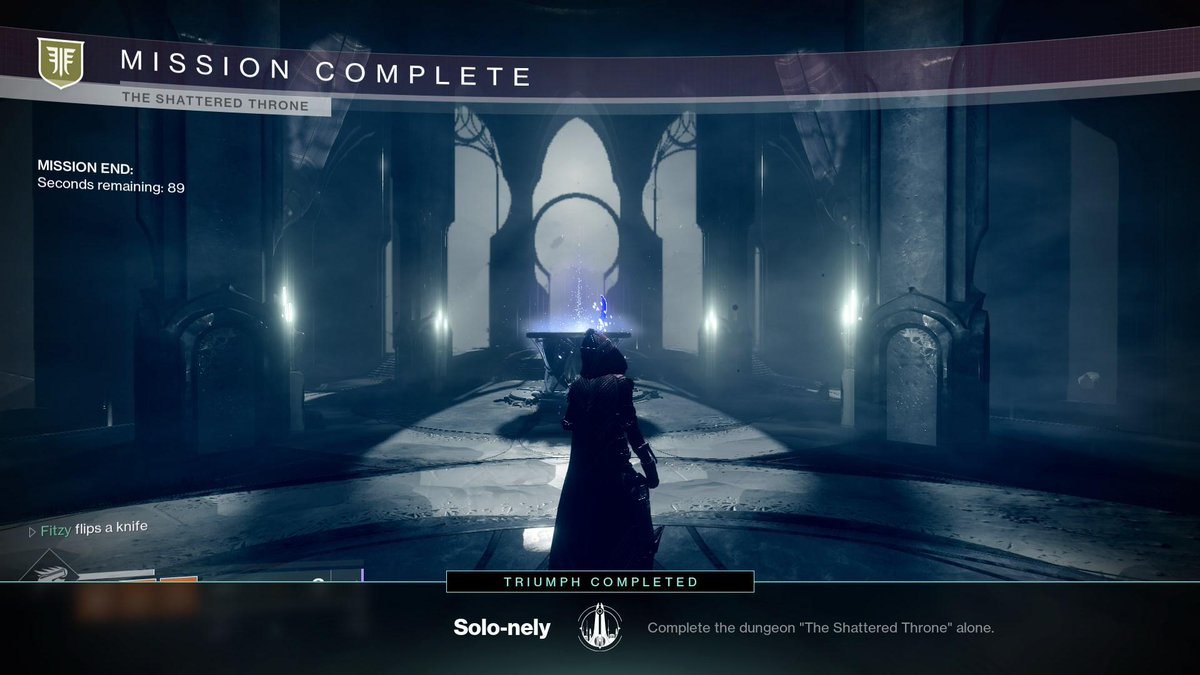 destiny 2 solo shattered throne