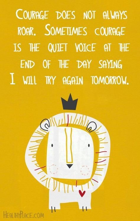 Sometimes Single Voice Is Most Powerful >> Hutt St Centre S Tweet Thoughtfulthursday Courage Can Take Many