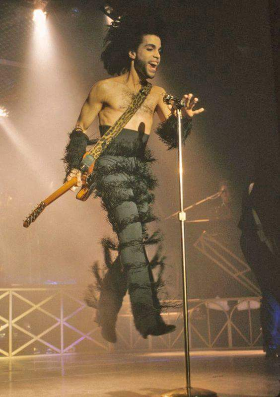 The man was not of this earth but we were blessed that he was here for the time we had with him. He was energy. He was love. He was talent like no one else. He was a gift from God. He was humble. He was grateful. He was a messenger.  U Prince and miss U here. #Prince4Ever  <br>http://pic.twitter.com/MBG3udZpMC