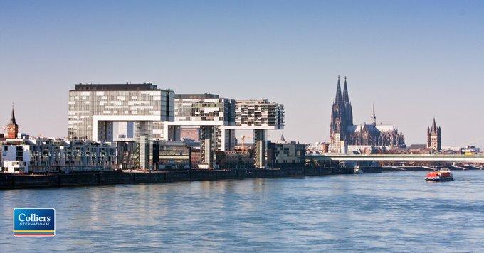 """#Köln: Vermittlung von 5.000 m² im Rheinauhafen<br><br>""""Mit der Anmietung im Kranhaus Süd haben sich @BASF_DE und @nobelbiocare Flächen in einer einzigartigen Immobilie mit unverwechselbarer Architektur und direkter Rheinlage gesichert.""""<br><br>Alle Infos:  t.co/zDMicyWWpI"""