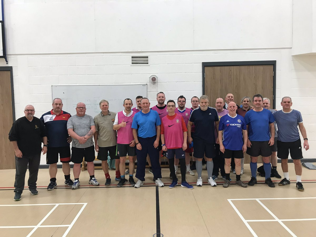 What an enjoyable evening for our walking football lot in their first competitive game vs Brynna - it all ended in a 7-7 draw and we look forward to the reverse fixture!   #TUFC #TonduUnited #TonduMags #FirstNeverFollows #NikeClub #MoreThanAClub #WalkingFootball <br>http://pic.twitter.com/FA5UgFtWeT