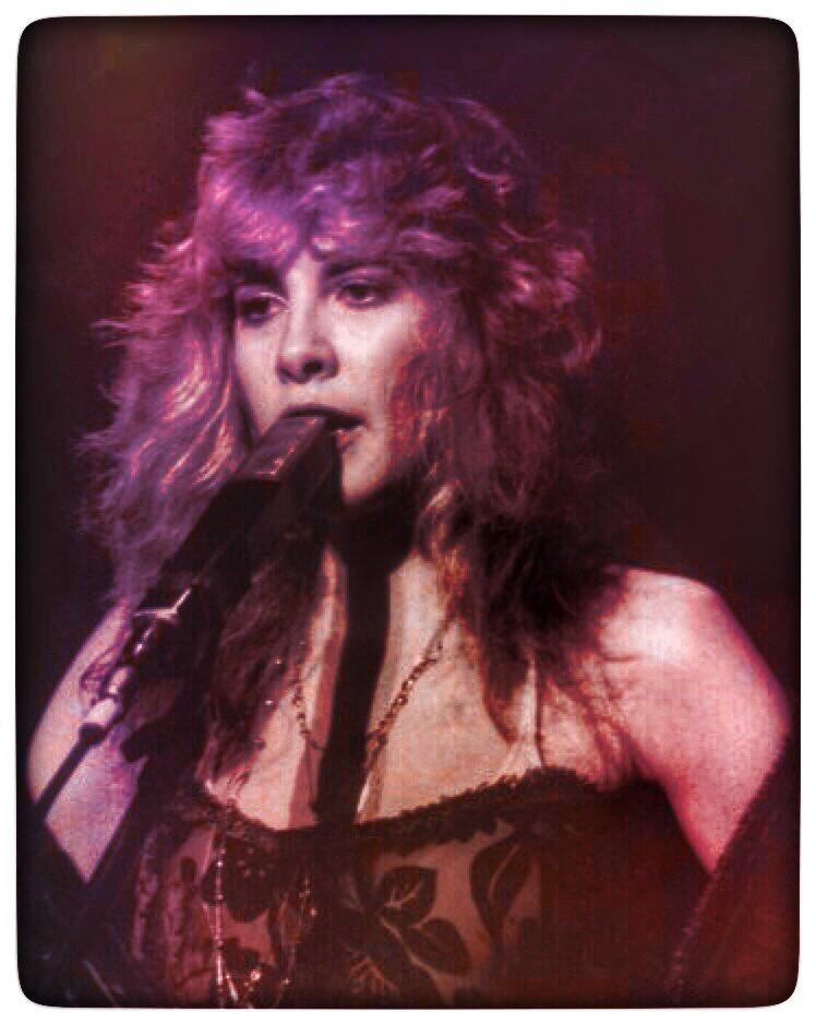 Purple Lace Queen #StevieNicks #FleetwoodMac #beautiful #vintage #70s #80s #follow #ChristineMcVie #Rumours #Tusk #Mirage #WildHeart #BellaDonna