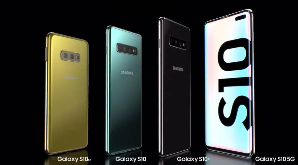 Now, pre-order @Samsung #GalaxyS10 for Dh149 per month in #UAE - http://bit.ly/2SeP3tG