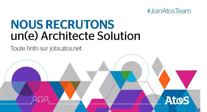 [#Job] Concevoir de manière globale des architectures système et logicielles et participer à...