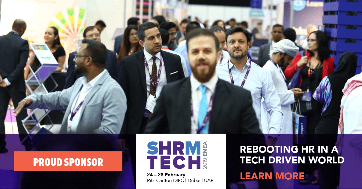 We are proud exhibitors at #SHRMTechDubai! Come meet with us at booth number B10 at the Ritz Carlton DIFC!   Download the conference brochure now:  https:// goo.gl/zePcGw  &nbsp;  <br>http://pic.twitter.com/EqZHeACcVB