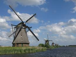 somebody should tell them  coupla old Dutch masters just figured out how to have power without pollution