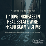 Stay informed about the latest tends in real estate wire fraud scams. 💗💻  https://t.co/Hk7J2GgKR6