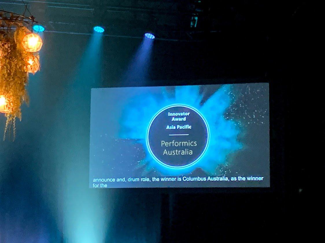 test Twitter Media - Nous étions présents au @bing Partner Awards 2019. Félicitations à @PerformicsAU 🦘🇦🇺 pour leur prix #InnovatorAward2019 ! https://t.co/9i4iF9CajK