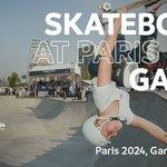 Image for the Tweet beginning: Street, Park, Tricks, Runs…what sport