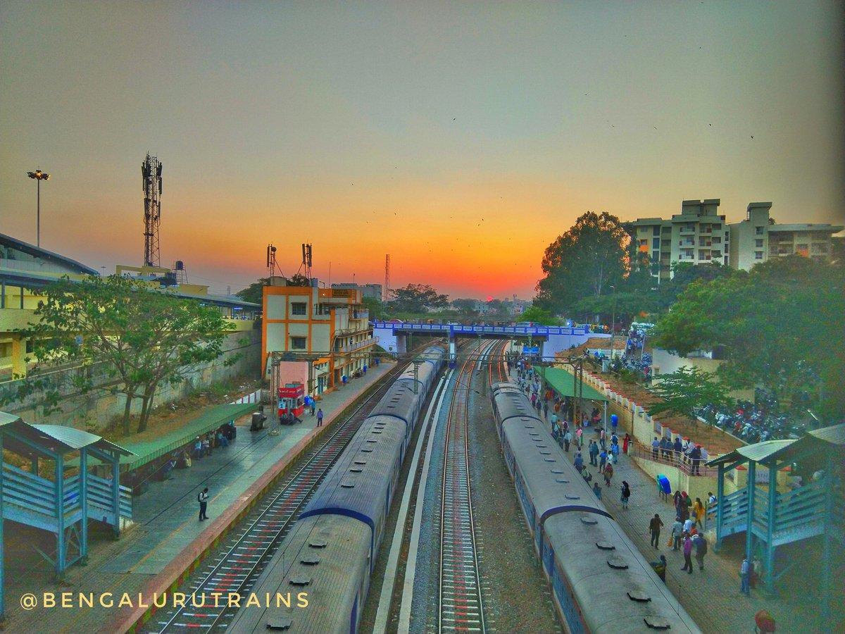 ಬೆಂಗಳೂರು TrainUsers on Twitter: