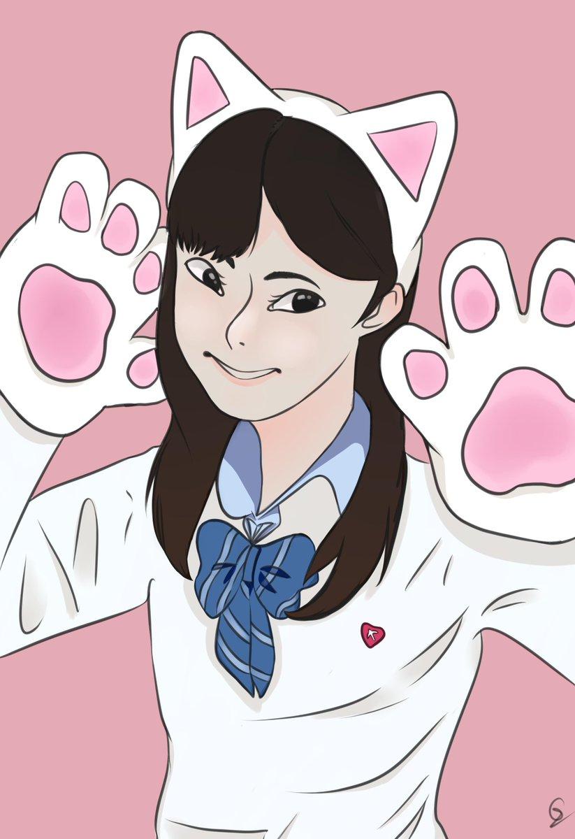 Girl Kawaii Person Cute Hard Drawings Www Galleryneed Com