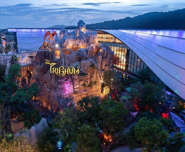 """New Phuket theme park """"TRIBHUM"""" mixes legend and fantasy with interactive technology  https://www. tatnews.org/2019/02/new-ph uket-theme-park-tribhum-mixes-legend-and-fantasy-with-interactive-technology/ &nbsp; …  #Thailand #Travel #ThailandTravel #ReviewThailand #ThailandReview #泰國 #태국 #タイ #Таиланд #Tailândia #Tailandia<br>http://pic.twitter.com/V9nmDxz4qk"""