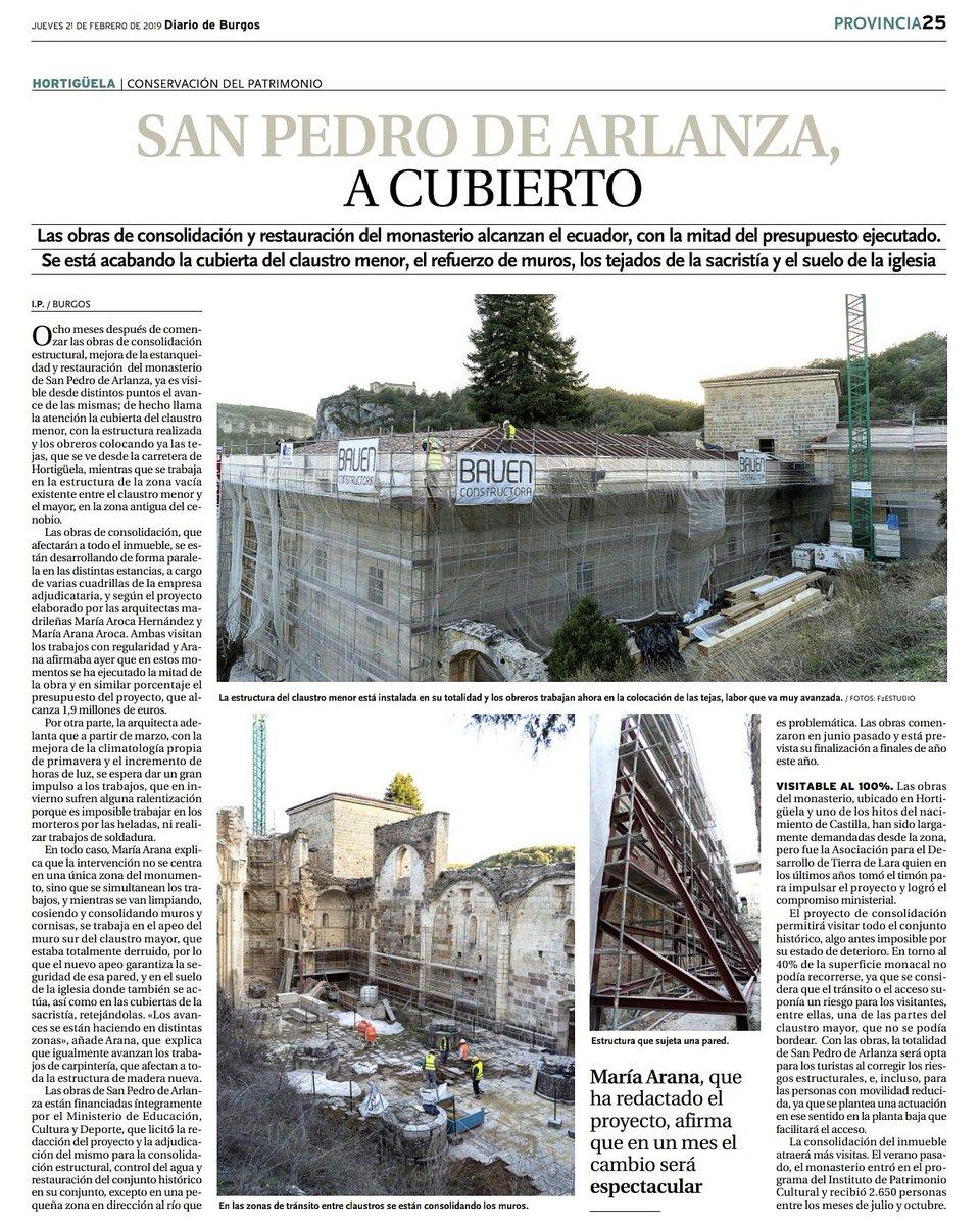 #SanPedroDeArlanza
