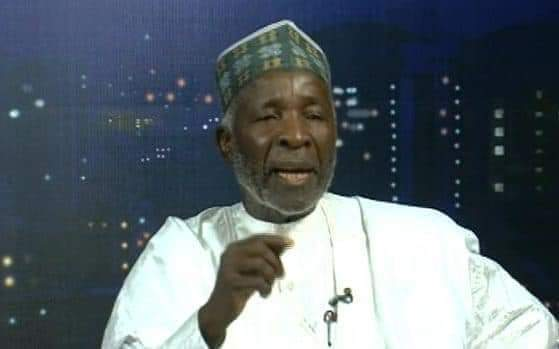 """""""Every wrong move APC makes, they'll tell you PDP did same in the past, why did you sell CHANGE to us if you're coming to copy?""""  ~Buba Galadima  #NigeriaDecides2019"""