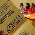 Image for the Tweet beginning: El proyecto 'Cónsules de Córdoba'