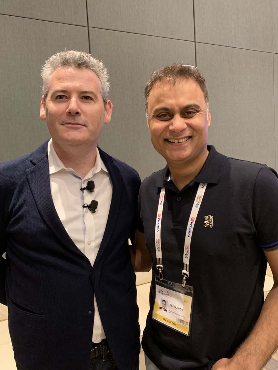 "RT Bollyhungama ""RT neerajroy: An interesting fireside chat with Mark D'Arcy, Chief Content Officer, Facebook at #IAAWorldCongress IAA_India at fabulous Kochi. Innovate, Empower, Experiment and be true to consumers. """