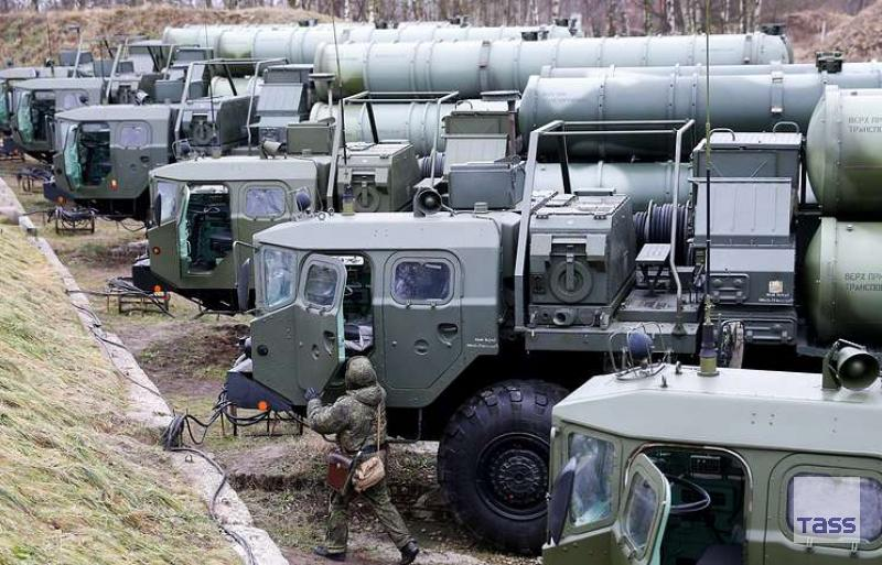 Russia's state arms seller confirms S-400 missiles damaged during delivery to China: https://t.co/6M7WbApc8t