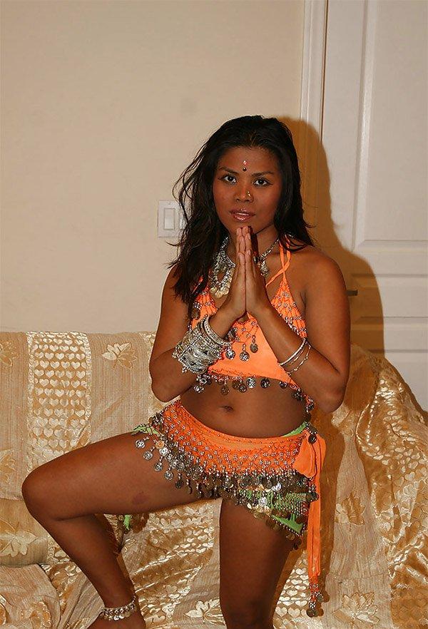 индианка с негритянкой - 7