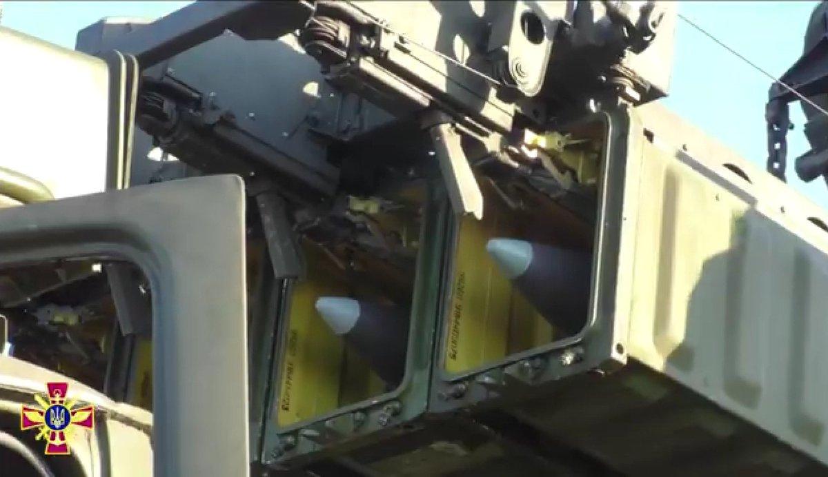 RT @Liveuamap: Ukraine tested modernized SAM Tor(SA-15) and SAM Kub(SA-6) https://t.co/owydFY8Utd https://t.co/4ufefDTBHg via @mil_in_ua #U…