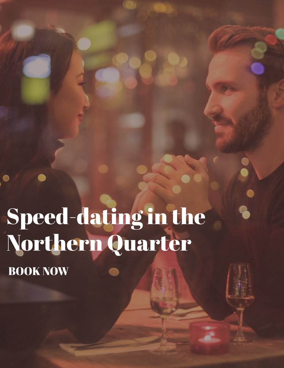 speed dating manchester northern quarter