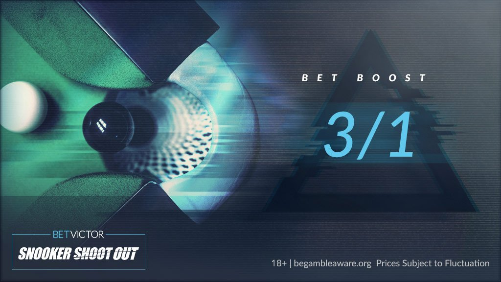 In their respective matches the majority of bets have been placed on:   Ken Doherty - 79% Tom Ford - 62% Allister Carter - 84%  The treble pays 5/2  OR 3️⃣/1️⃣ with our #BetBoost ⚡   📲 https://t.co/RgAieMF2cE #ClockIsTicking