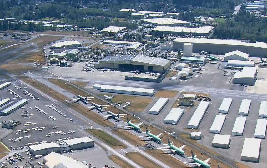 Approved: FAA give the ok for commercial flights to begin at @FlyPaineField -- @AlaskaAir to begin flights on March 4th -- @united on March 31st. https://t.co/ysvxCRQ33m #KOMONews   #SoNorthwest