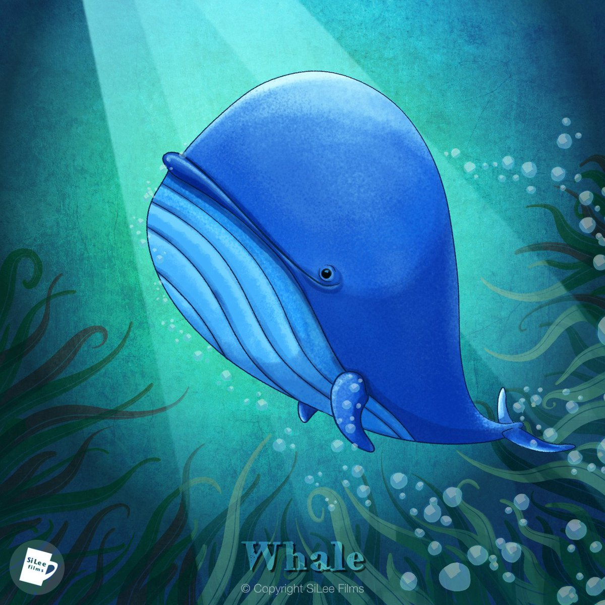 A wee Whale... @affinitybyserif #madeinaffinity #illustration #Whale