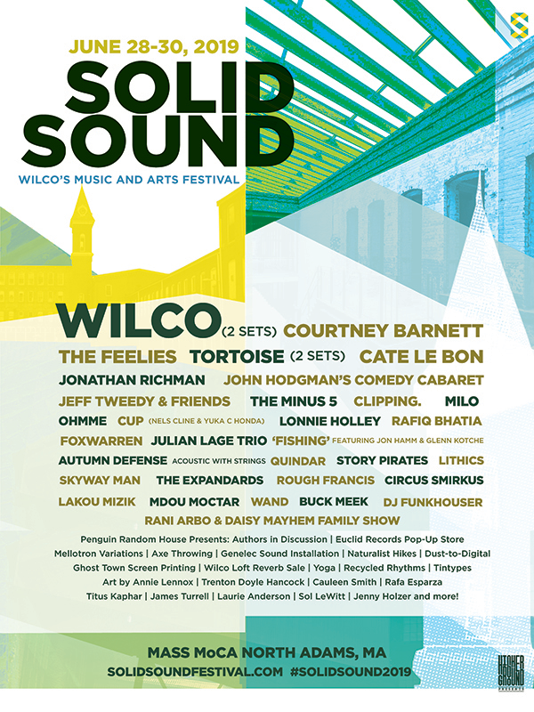 Solid Sound 2019 lineup