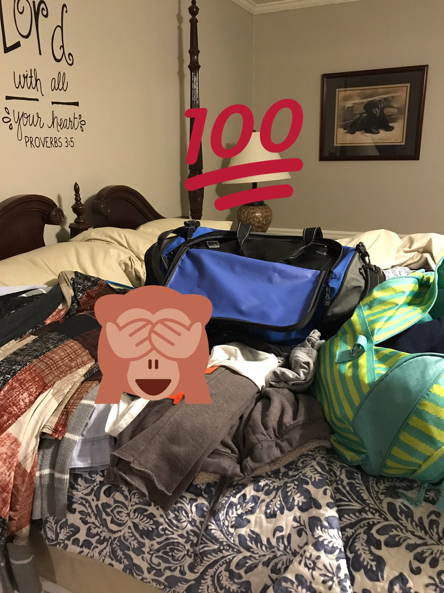 7 pair of pants +14 shirts +10 pair shoes = 3 day trip!   Yep, I'm ready!!! #cookamath #whattotake? #iliketodrive #cantdecide <br>http://pic.twitter.com/AZVwnoqMpz