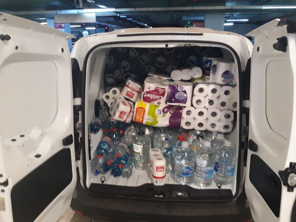 RT @MovidosxChile 🔴HOY parte el camión de @TranspNazar a las zonas afectadas del norte con todo lo recolectado gracias a @homecenter_cl  y @Walmart__Chile @LateChile  y organizaciones de la red @RedAlimentos  @TECHOChile  @Hdecristo estaremos atentos a su llegada 🧐🧐🧐🧐