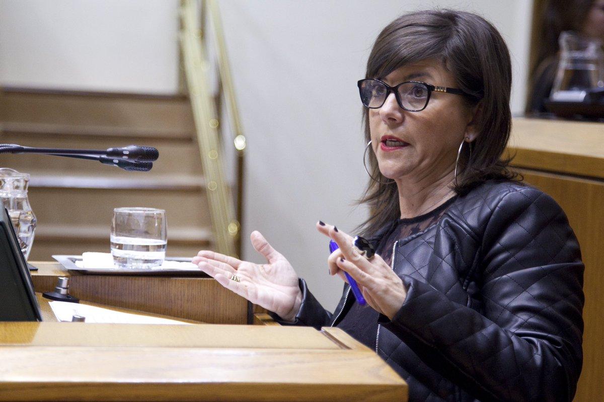 Sacamos adelante en @PVasco_EuskoL propuesta para solicitar final europea en #SanMames. Tenemos una ciudad y un territorio para enseñar. Una Euskadi para enseñar. No podemos perder esta oportunidad. @nereallanospp