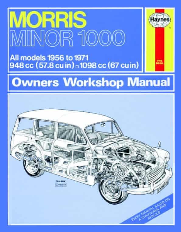 diy car repair book