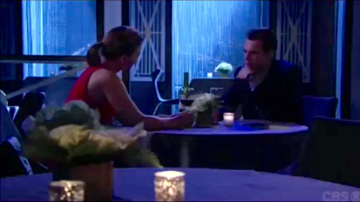 Almost three years ago-Back when #YR saw chemistry and went with it. This was the moment I knew this pairing could be incredible and @MyJasonThompson and @ginatognoni never disappointed. The writers have. So much talent. So much potential #ReunitePhilly @YRInsider @CBSDaytime