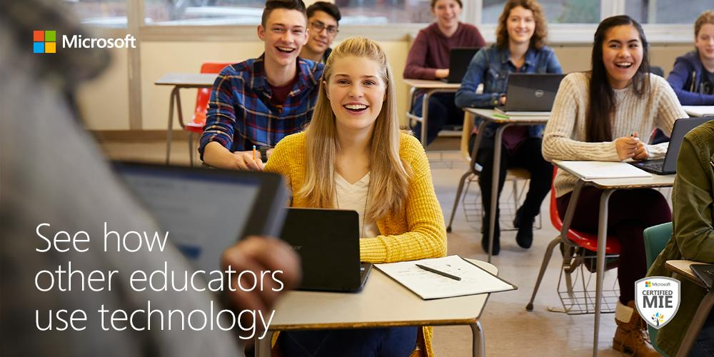 Are you looking for a great example of how a teacher is using a tool in the classroom? Find short 2-3 minute videos on great tips and tricks that will engage your students and increase your productivity. http://msft.it/6015T82ac