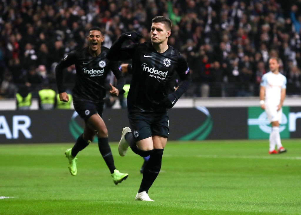 Football Factly's photo on Luka Jovic