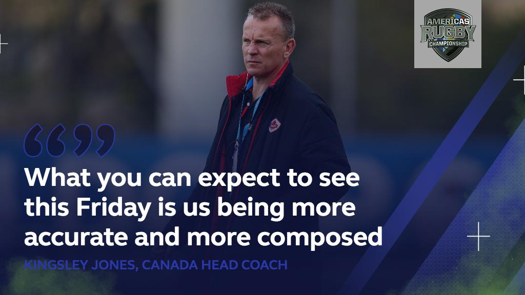test Twitter Media - .@RugbyCanada head coach Kingsley Jones has named his team to face @chilerugby1 in the Americas Rugby Championship #ARC2019  https://t.co/crTbMqmmf8 https://t.co/AQIDn9cKiP