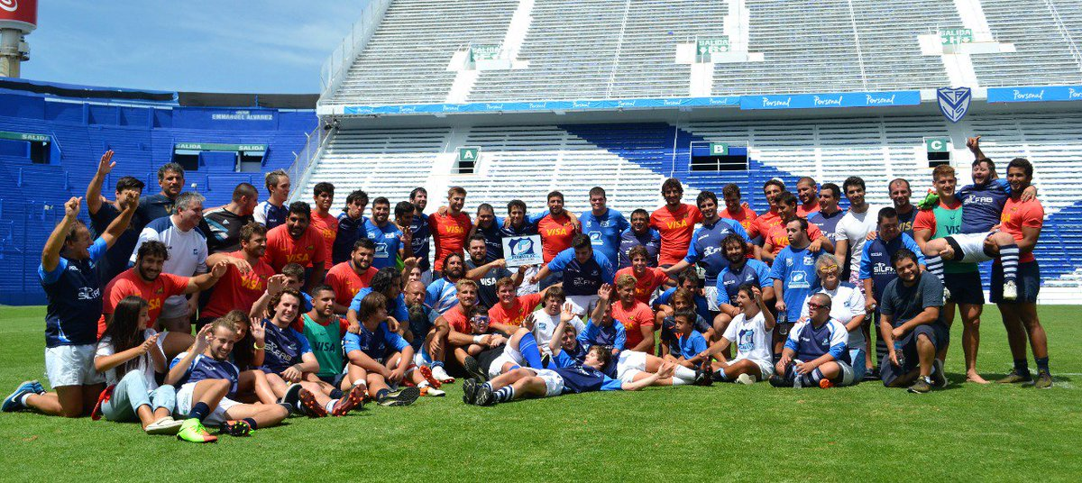 test Twitter Media - Some great work taking place in Argentina as @unionargentina joined @pumpasxv for legacy programmes ahead of round three of the Americas Rugby Championship #ARC2019 https://t.co/KlGzacsWsQ