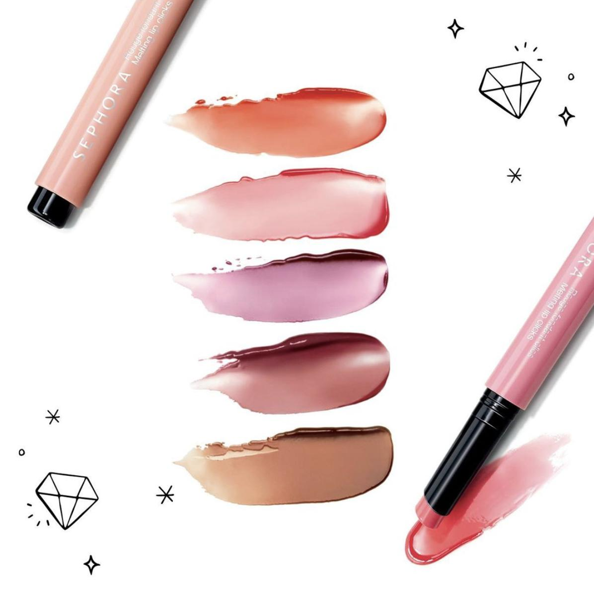 Melting Lip Clicks by Sephora Collection #4