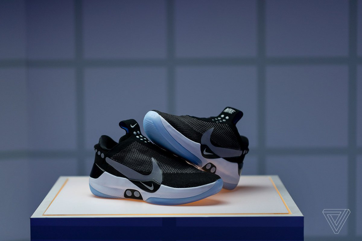 """Nike says it's """"actively working"""" to fix its broken smart sneakers"""
