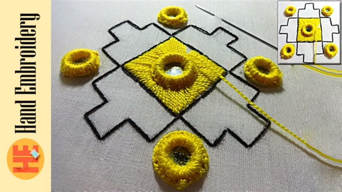 Hand Embroidery Designs on Twitter