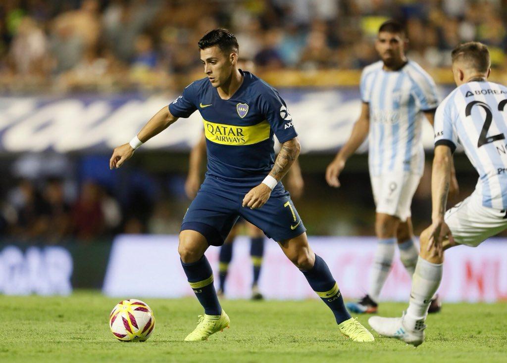 Boca Jrs. Oficial's photo on Cristian Pavón