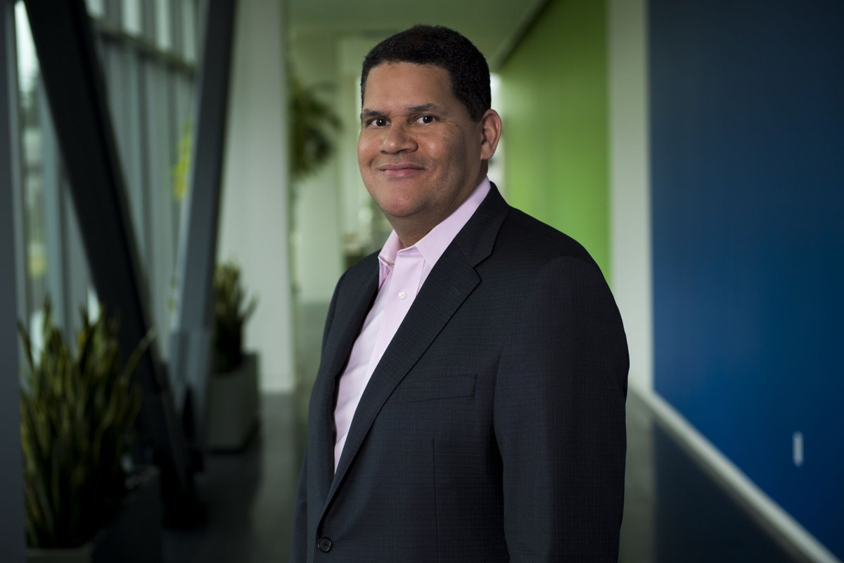 Reggie Fils-Aime is retiring from Nintendo https://t.co/5BeTScu4WV