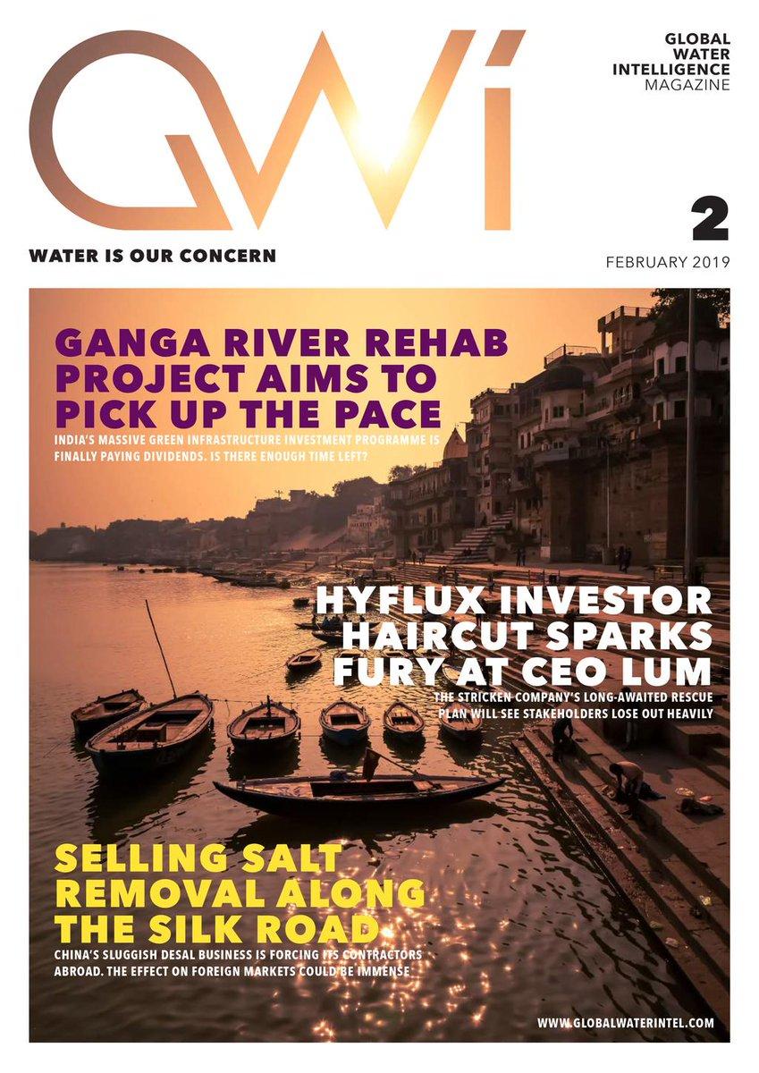GWI Magazine - February 2019 Stories