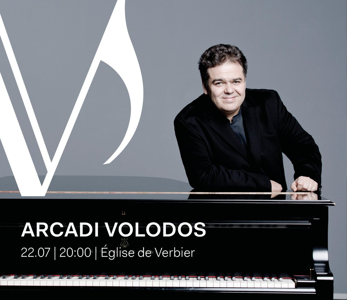 Two legends of classical music are back at the Verbier Festival. You will hear Arcadi Volodos in a recital programme with his own arrangements on 22 July  http:// bit.ly/2SQ66XX  &nbsp;  . Jian Wang will perform for the second Rencontres Inédites on 23 July   http:// bit.ly/2ty4MKp  &nbsp;  <br>http://pic.twitter.com/BLlEX7QVek