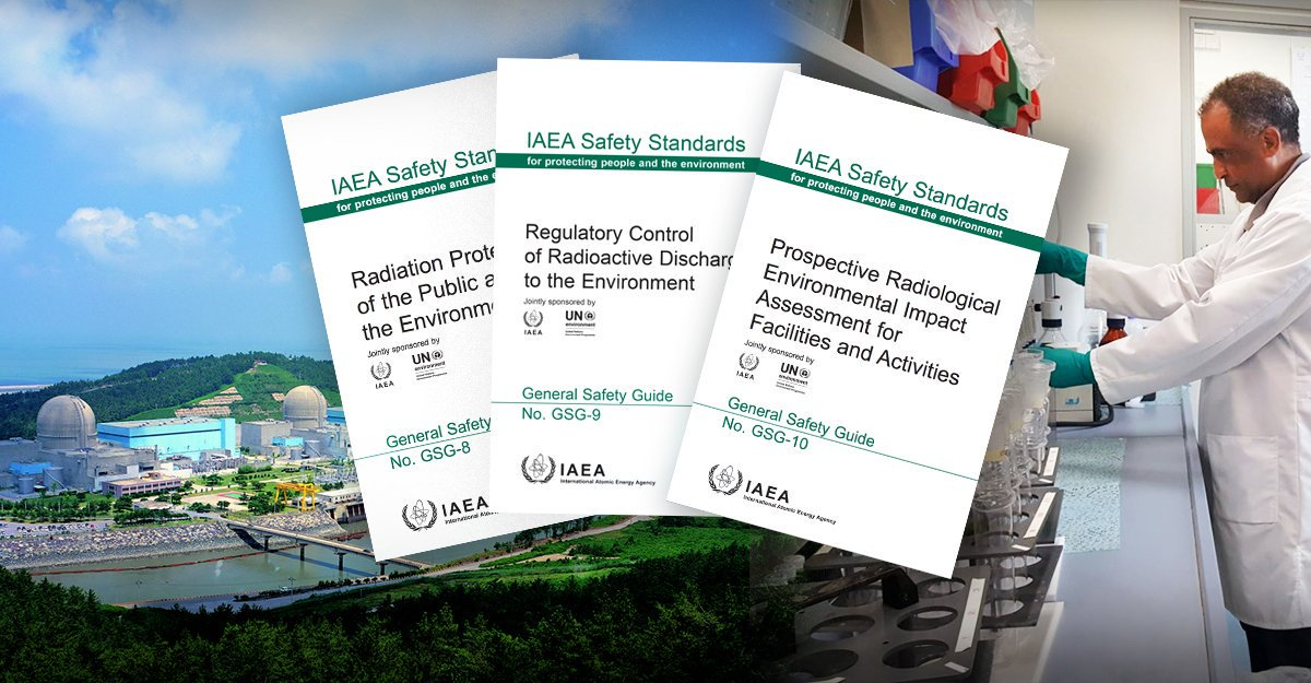 IAEA and @UNEP recently launched safety guides to protect people and the environment from harmful effects of radiation. 📝  https://t.co/g5X2oolKH4
