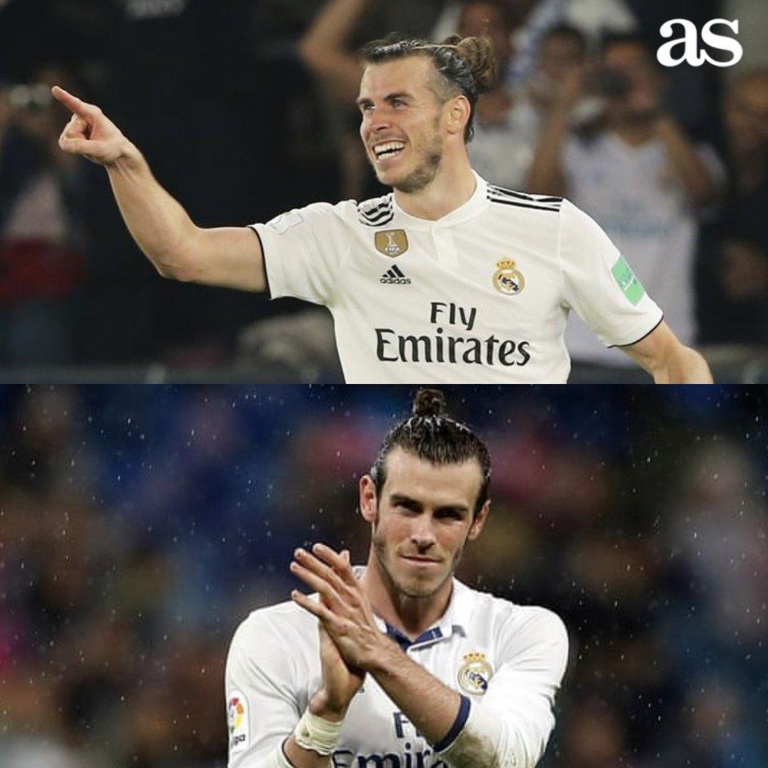 ✅ Gareth Bale sólo se ve de blanco ✈️ El club estudiaría su salida en verano 🤔¿Quieres que se quede o que se marche?