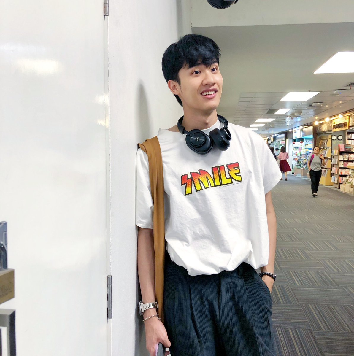 You&#39;re perfect again today.  @Tawan_V #Tawan_V #ชาวบ้าน  #เตนิว<br>http://pic.twitter.com/DQpB8vWRLt