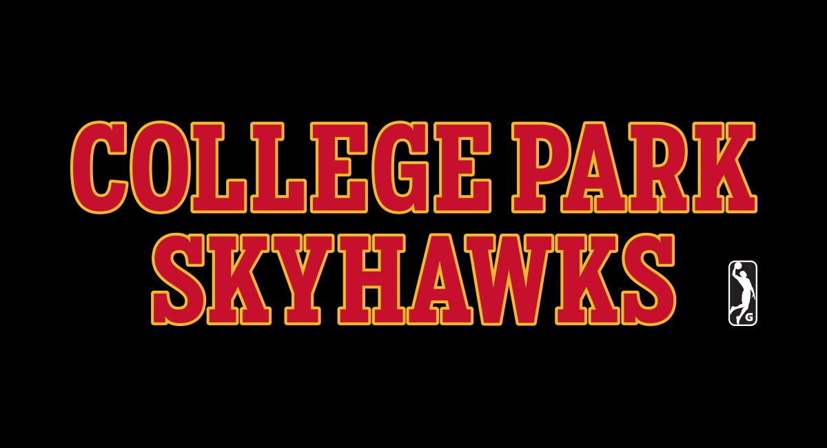 The @ATLHawks have announced that their #NBAGLeague affiliate relocating to College Park, Georgia next season will be known as the @CPSkyhawks!  More info: http://on.nba.com/SkyHawks