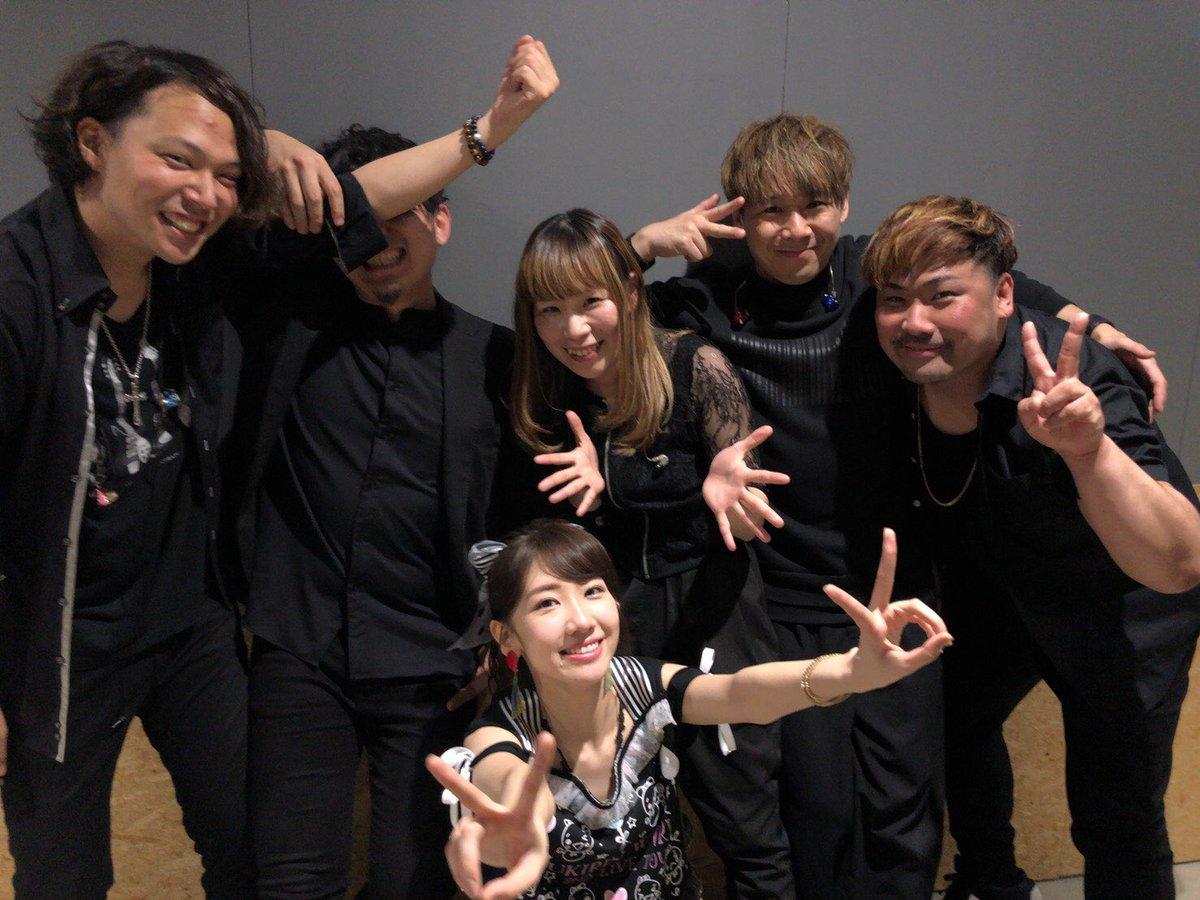 柏木由紀全国ツアーファイナル! 福岡でした〜☺️💕大好きなライブができて本当に幸せです!みんなの笑顔忘れません😢いつになるかわかりませんがまた必ず皆さんに会いに行きます!!😭✨足を運んでくださった皆様、応援してくださった皆様!本当にありがとうございました💞  #ゆきりんワールドツアー